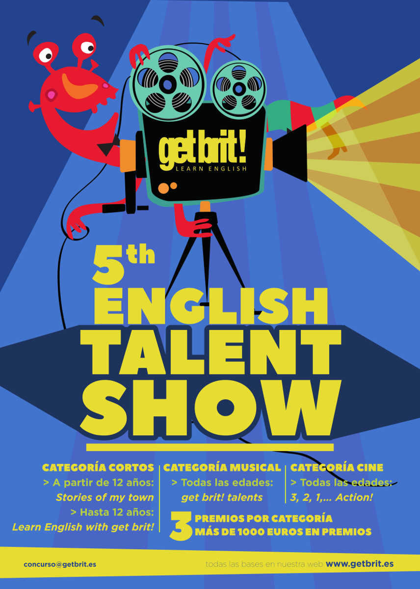 talent show get brit cortos cine musical
